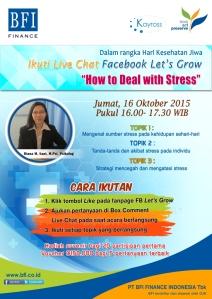 webinar tentang Stress