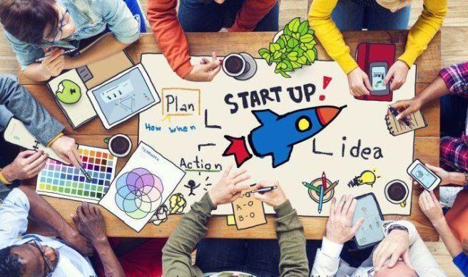 Karakteristik startup