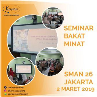 Foto kolase seminar hasil SMAN 26-01