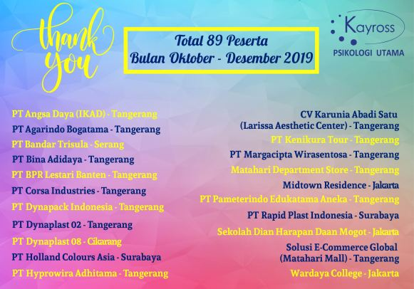 Thank you notes Oktober - Desember 2019-01